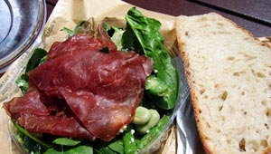 Bourke-Street-Bakery's-daily-salads, Broadway