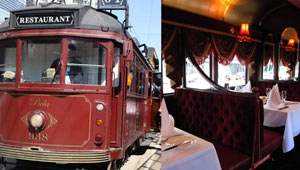 The-Colonial-Tramcar-Restaurant,-Melbourne
