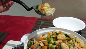 Fujian-Fried-Rice-&-Dreamfarm's-Supoon