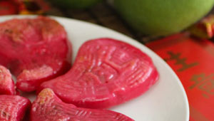 Teochew-Peach-shaped-Kueh