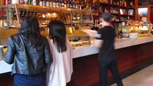 Naked-For-Satan-pintxos-bar,-Melbourne