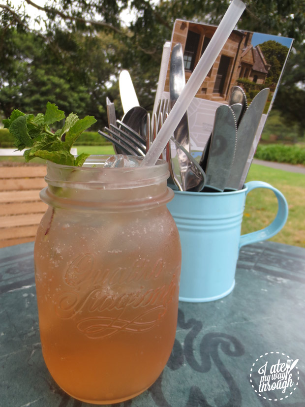 Gardener's Lodge Café, Lilli Pilli Refresher