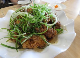 Korean Fried Chicken in Sydney