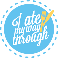 I Ate My Way Through