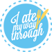 I Ate My Way Through logo