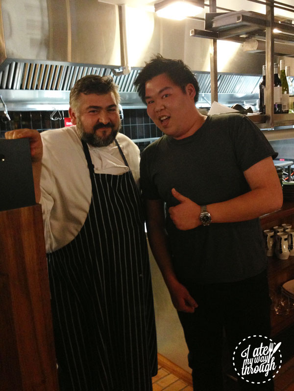 Frank Camorra, Movida, chef, tapas, spanish food, Sydney airport