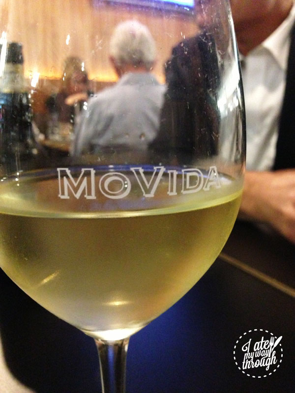 white wine, spanish wine, Paco & Lola Albarino, MoVida
