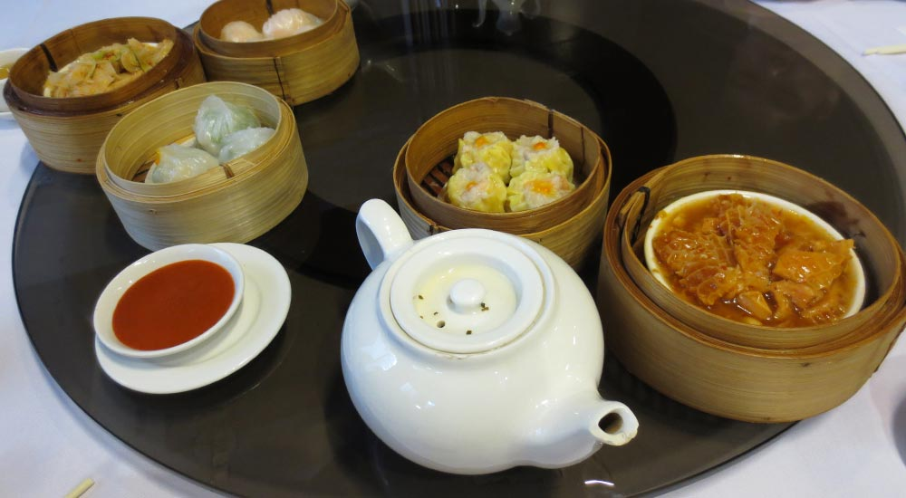 Yum cha and dim sum in Sydney