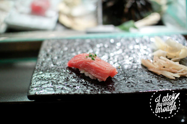 Toro - hagashi, from Spain Black Sea to Japan to Sydney (I have a super freezer keep temperature at -80 c)