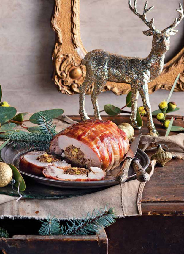 Woolworths Gold Christmas range, Fresh Magazine