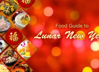 Food Guide to Lunar New Year