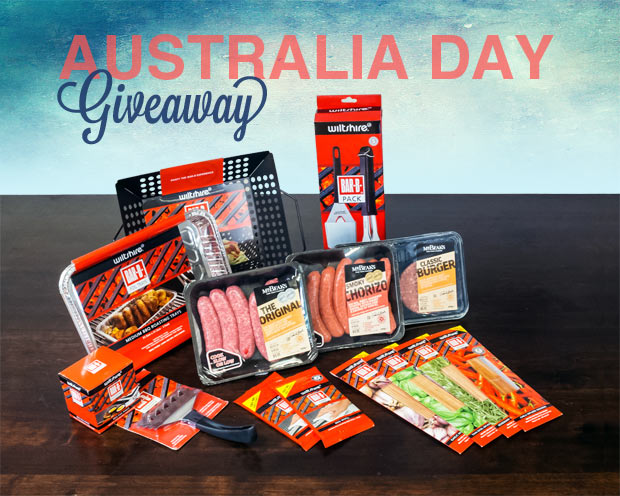 Australia Day BBQ giveaway