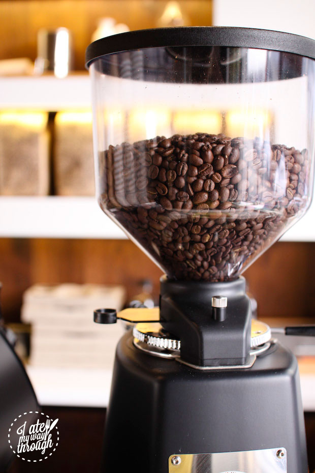 Single Origin Roasters coffee at The Dough Collective