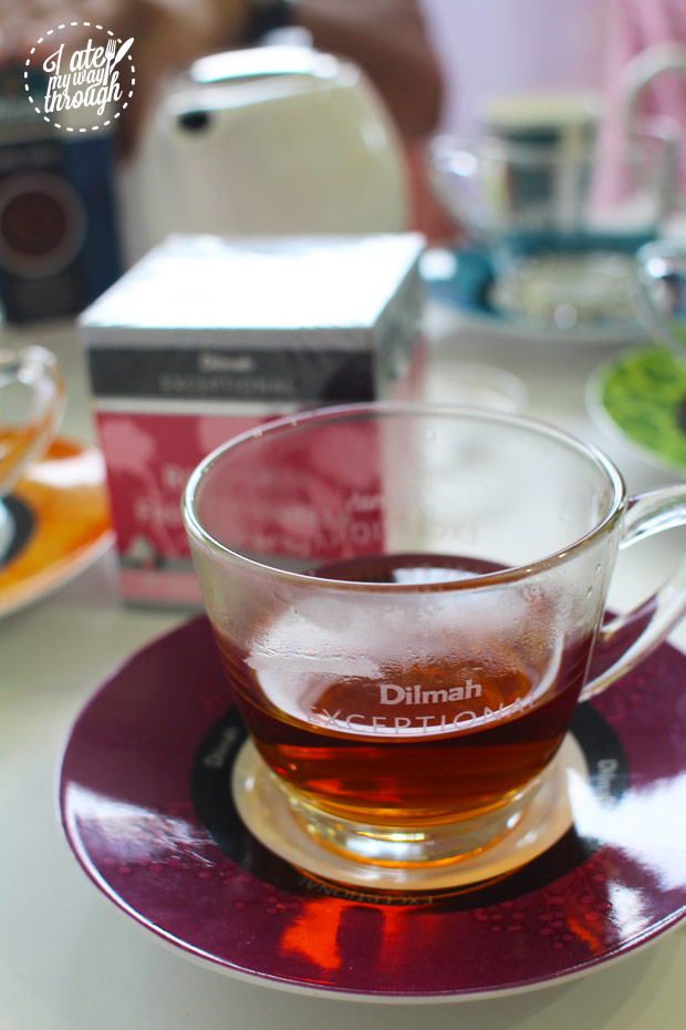 Dilmah, tea
