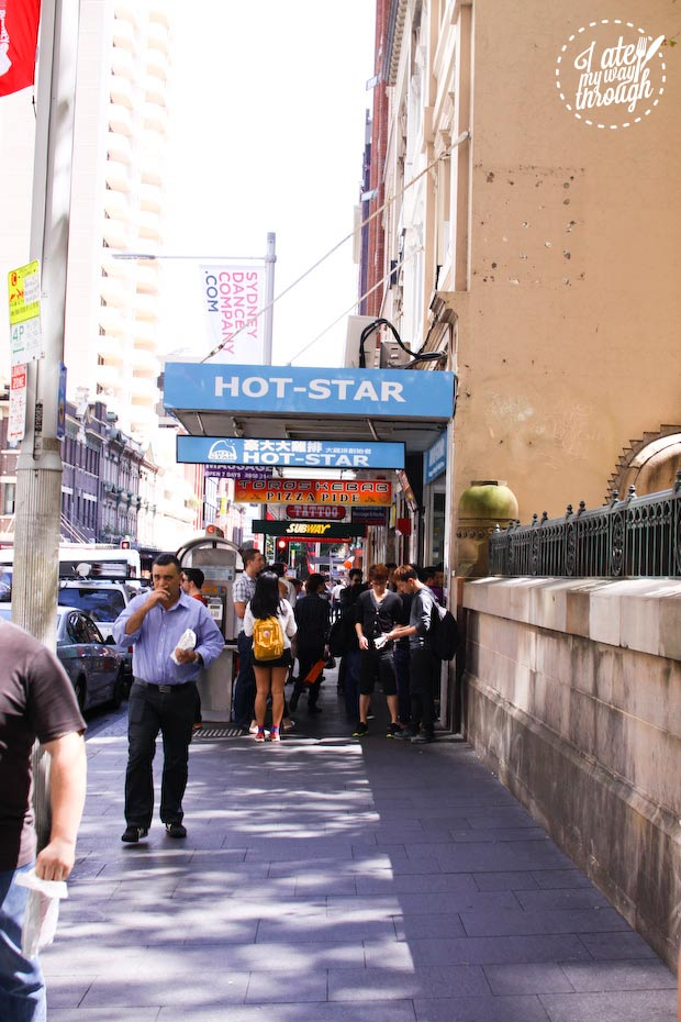 Liverpool Street Sydney store - Hot Star Large Fried Chicken, Sydney