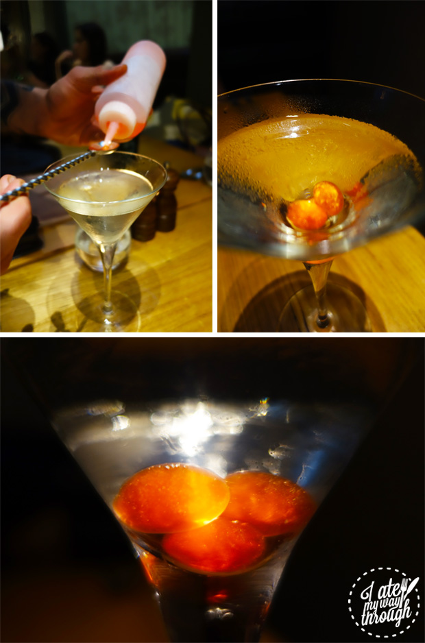 martini, cocktail, science