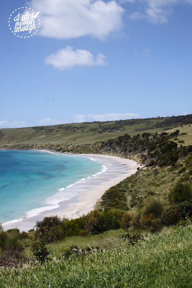 Kangaroo Island private beach