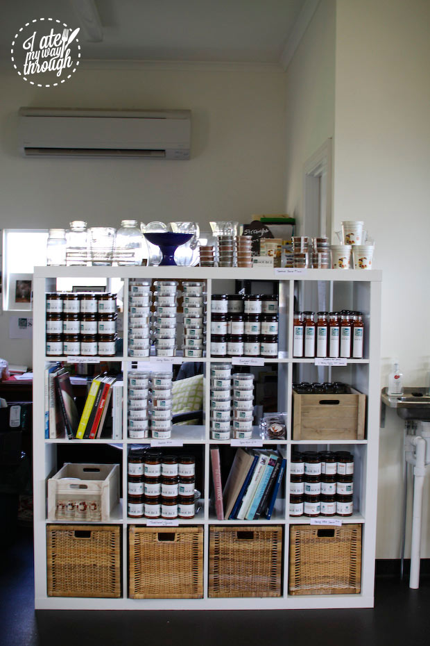 Kangaroo Island Source -  products on shelf