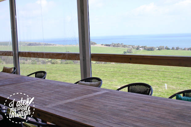 Kangaroo Island Source - dining table