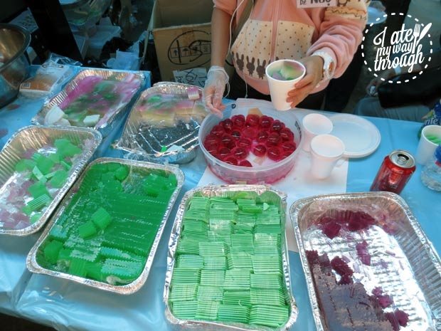 Jellies - VoviCare ganh hang tinh thuong Vietnamese charity lunch