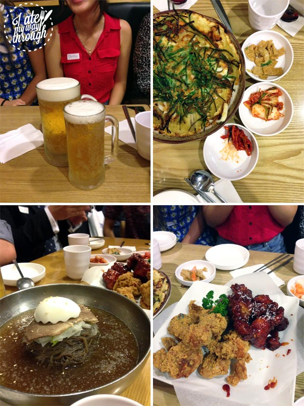 NaruOne korean restaurant sydney