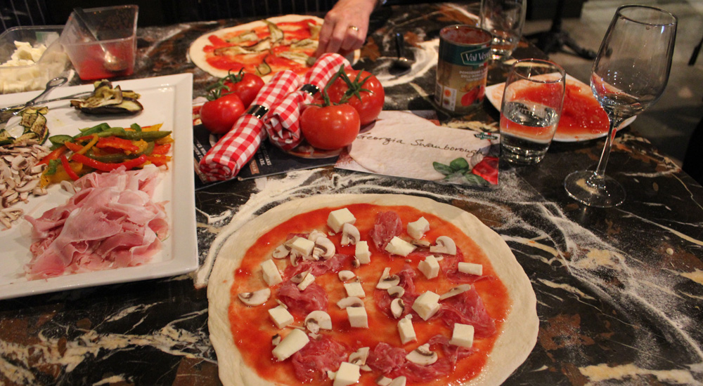 Val Verde pizza master class