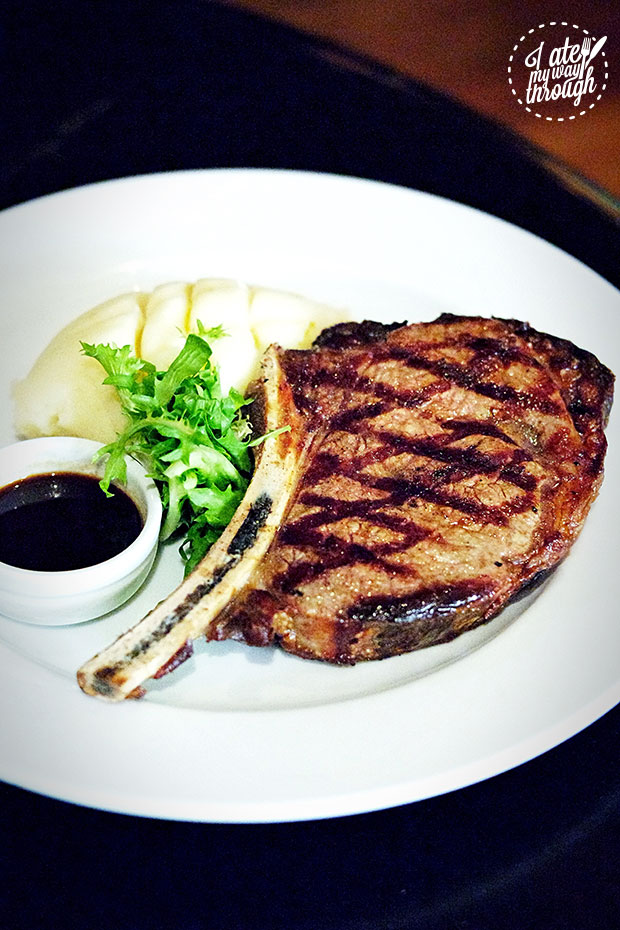 Havericks Dry Aged Beef on the bone, 400g, $49.90