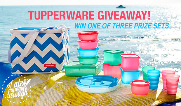 Tupperware giveaway