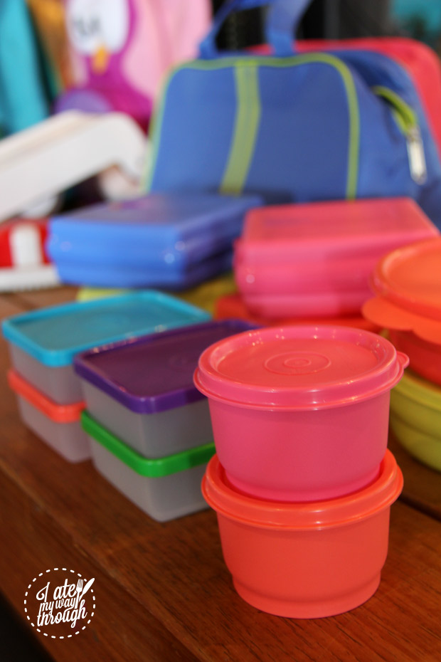 The Tupperware summer collection