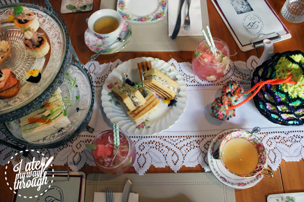 High Tea and Cocktails