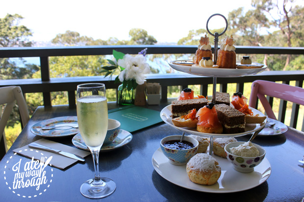 High Tea at Burnt Orange