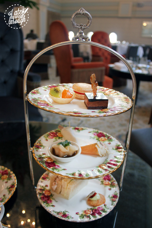 Oriental High Tea at The Tea Room