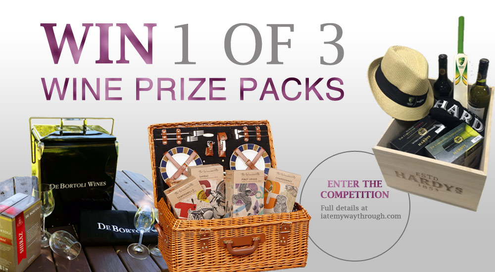 Win 1 of 3 cask wine prize packs