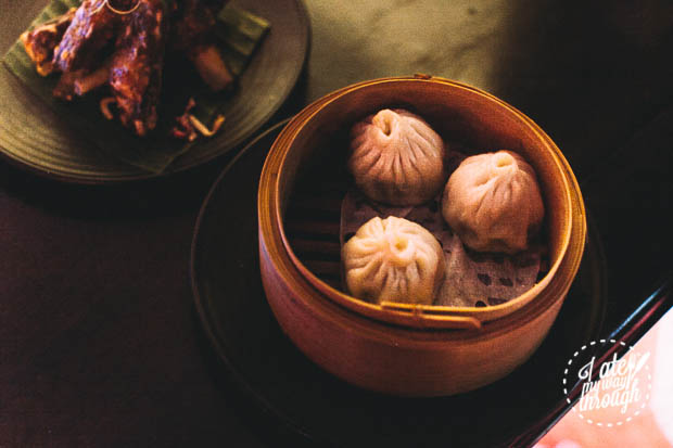 Soup Dumplings - The Smoking Panda