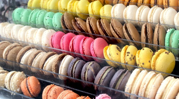 Macarons at BBR French World Festival