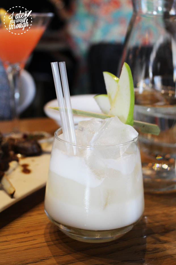Loco for Coco mocktail