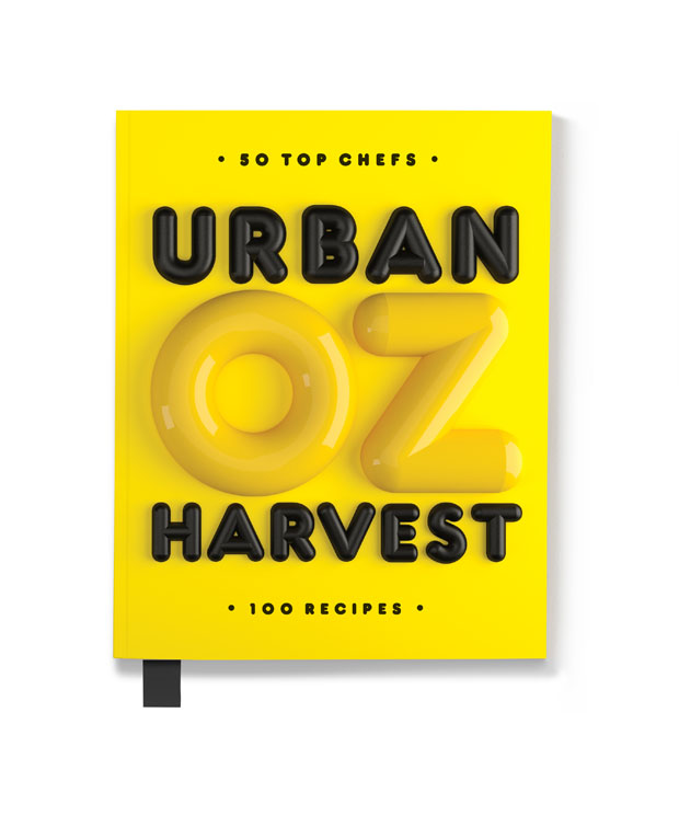 Urban Harvest front cover