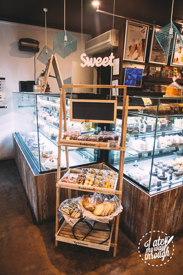 Pishon Patisserie and Cafe Eastwood