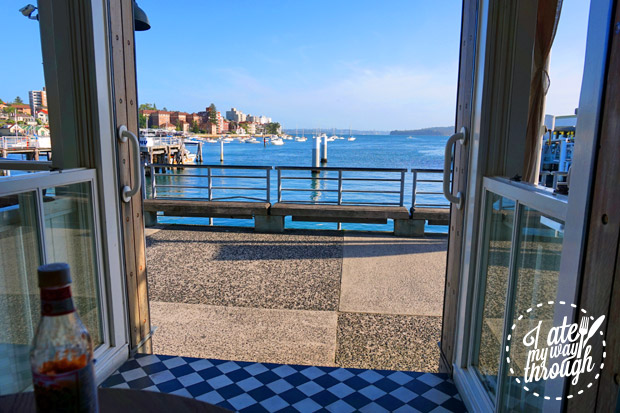 papichulo manly wharf