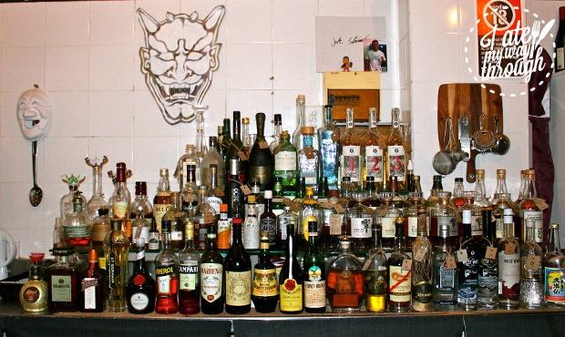 The bar at Kagura offers a wide variety of exotic Japanese Whisky's that will certainly entice.