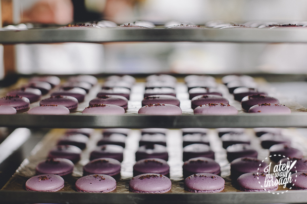 Artplate by Ike Malada macarons baking