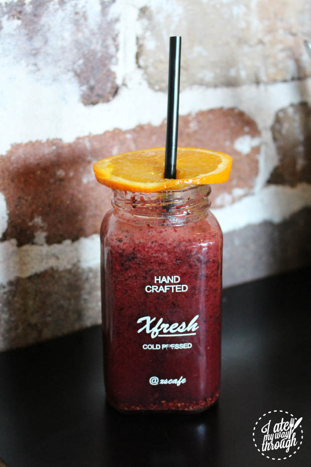 Berry Blast Cold Pressed Juice