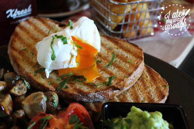 Big Breakfast Poached Egg