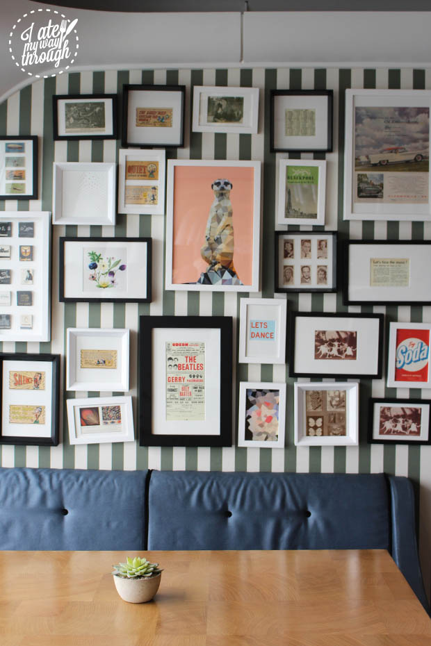 The Pantry Frames