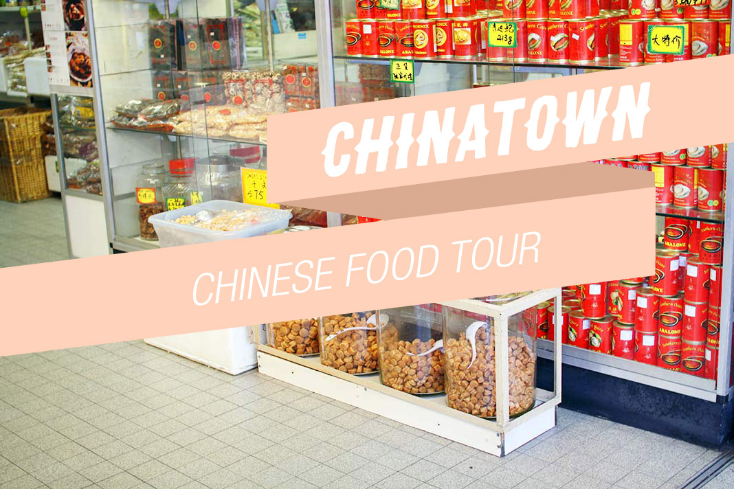 Regional Chinese food tour of Chinatown Sydney