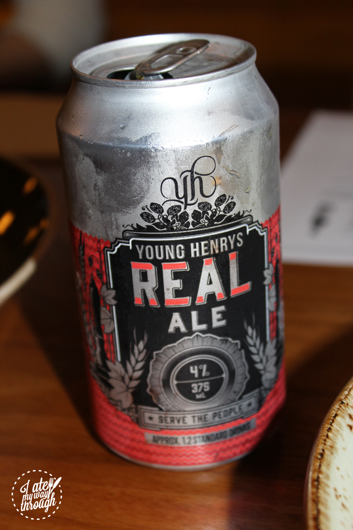 Young Henry's Real Ale