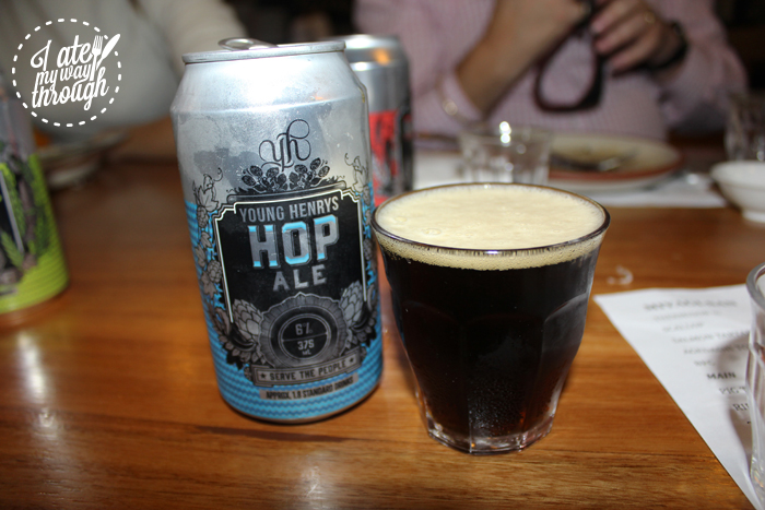Young Henry's Hop Ale