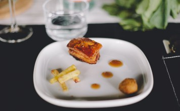 Pork crackling, IKEA Event