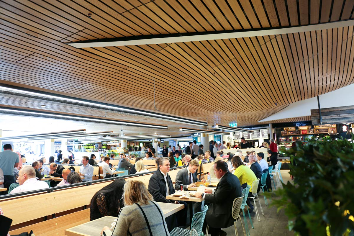 Mlc centre food court