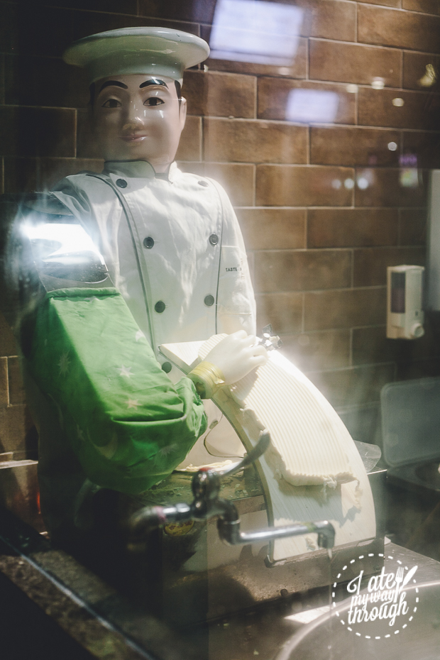 Mrs Mi Robot Chef, Noodles
